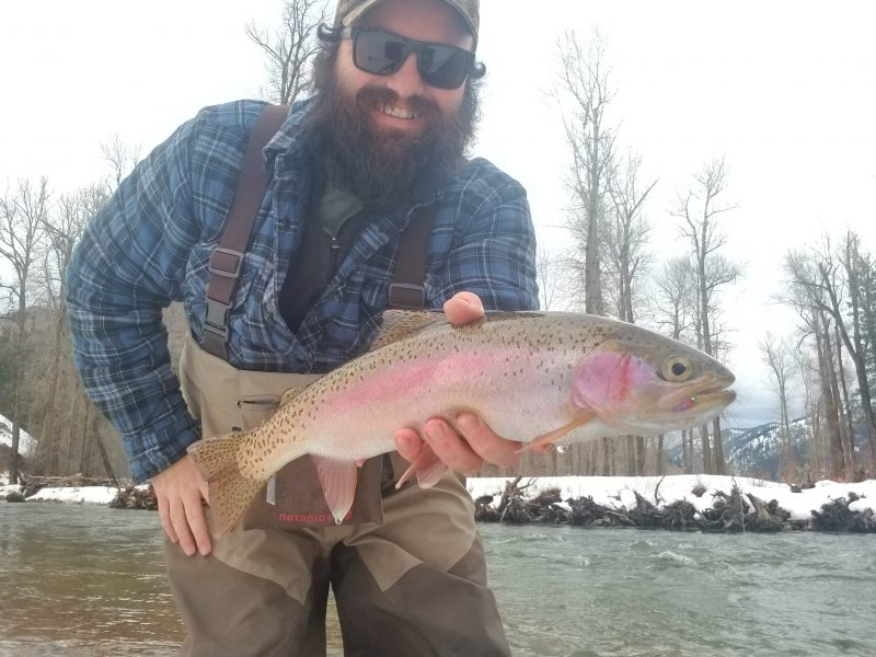 fly fishing rock creek montana