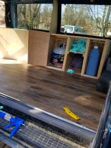 campervan flooring