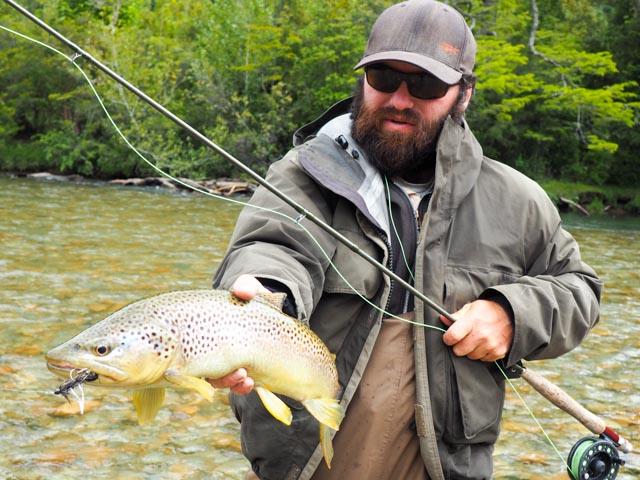 zach lazzari brown trout