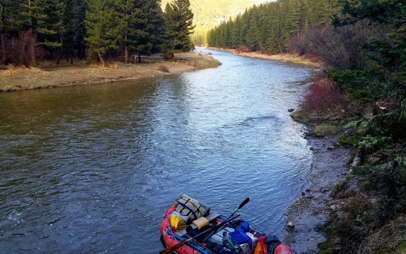smith river montana rafting trip