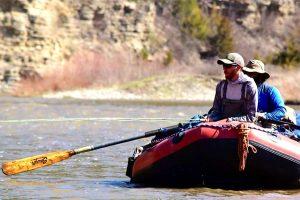 Smith River Montana rafting