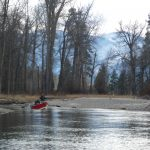 floating the bitterroot river