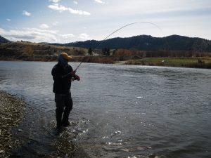 missouri river wade fishing