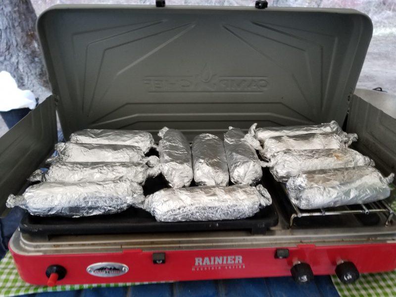 camping breakfast burrito recipe