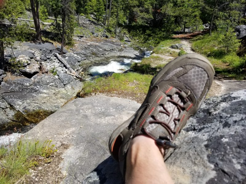simms riprap sandal review