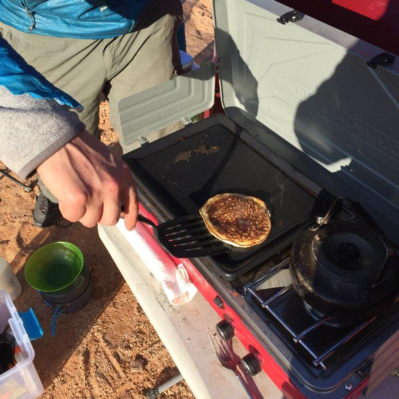 propane camping stove