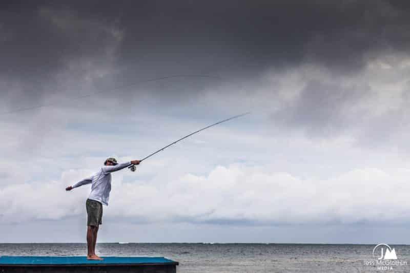 jess mcglothlin, fly fishing belize