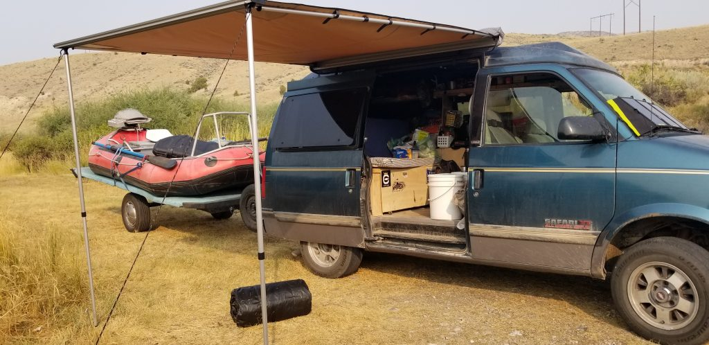 ARB Awning Review for Camper Vans