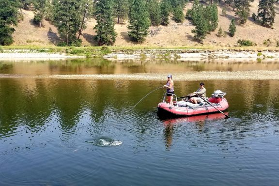 fly fishing raft for sale
