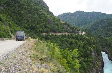 Patagonia camper van