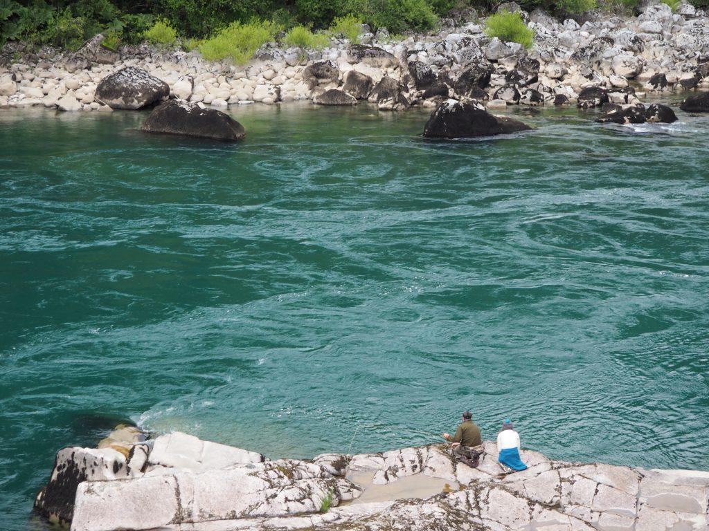 futaluefu river fly fishing