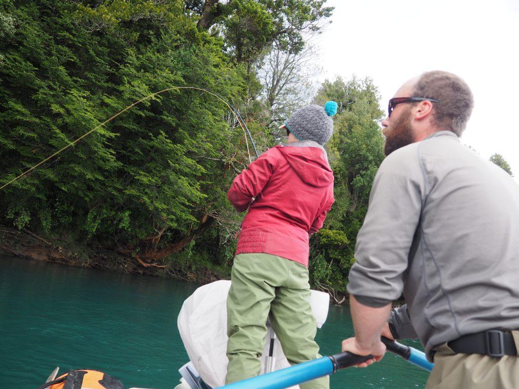 rio yelcho fly fishing